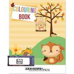 Coloring Book & Crayon Pack Set (Low Price )