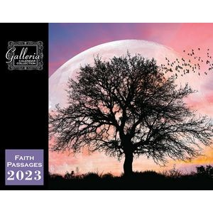 Galleria Wall Calendar 2020 Faith Passages (English) (Low Price )