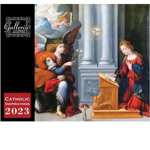Galleria Wall Calendar 2020 Catholic Inspiration (English) (Low Price )