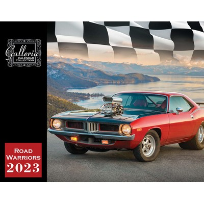 Galleria Wall Calendar 2020 Road Warrior (Low Price )