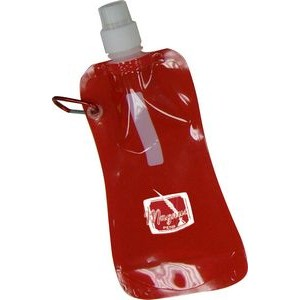 16 Oz. Collapsible Water Bottle(3-5 Days)